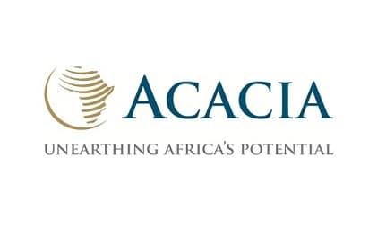 Acacia mining company logo