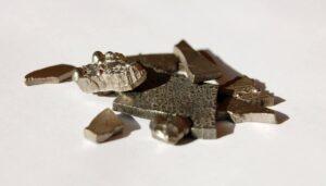 Cobalt sample -Mined in Africa
