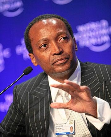 Patrice Tlhopane Motsepe
